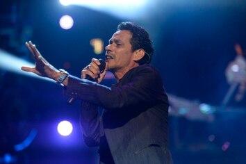 18/08/2018 Estadio Nacional, La Sabana. Concierto del cantante Puertorriqueño Marc Anthony. Fotos de Diana Méndez.