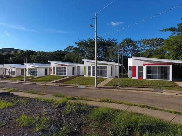 Proyecto Las Brisas Coopenae-Banhvi, en Las Brisas de Tilarán, Guanacaste. Cortesía Coopenae.