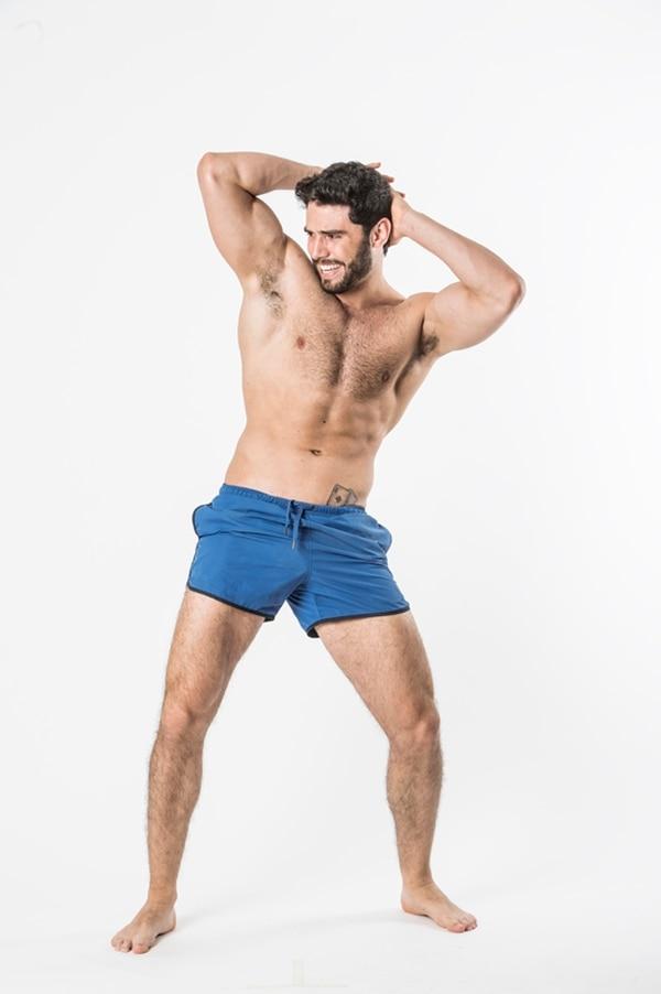 """Fernando Lozada: """"Esta es mi vida y no me preocupa la opinión de los demás"""". El modelo es parte del elenco de Acapulco Shore . MTV Latinoamérica para La Nación"""