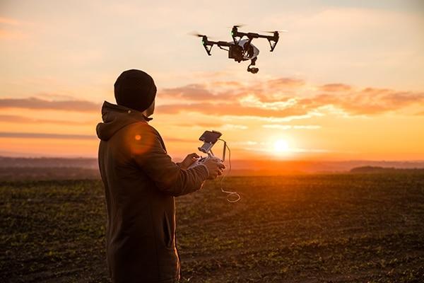 Drones: de la ciencia ficción a la realidad 2