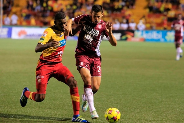 Herediano vs. Saprissa
