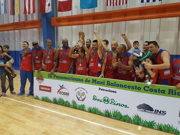 El quinteto de Grecia se dejó el título continental en un gran partido ante la representación de México.