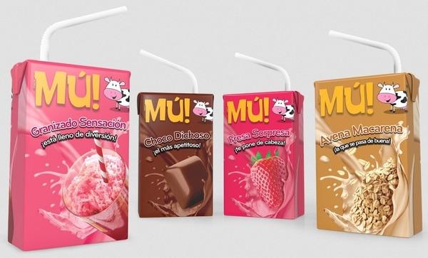 Nuevas bebidas saborizadas se venden en presentaciones de 250 ml