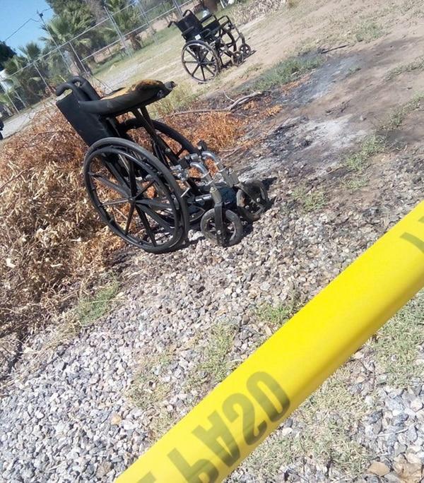 Autoridades investigan si el incendio fue provocado. | EFE