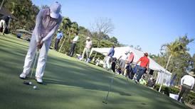 El golf se juega por una buena causa