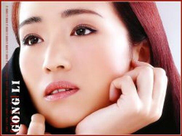 Sorgo rojo.Gong Li estrella lanzada a la fama por la película Sorgo Rojo , de Zhang Yidentro del cine clásico que se repone. Sala Garbo para La Nación.
