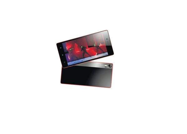 Entre las novedades están los híbridos entre cámara y celular, como el Lumix CM1 de Panasonic