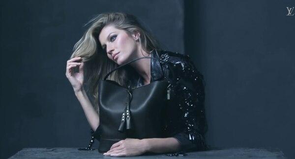 Gisele Bündchen alaba a Costa Rica en nuevo comercial de Louis Vuitton
