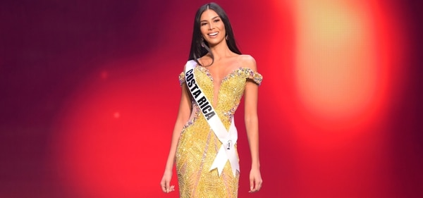 Ivonne Cerdas logró destacar dentro del Miss Universo 2020 que se celebró este domingo 16 de mayo. Foto: Miss Universo/ BENJAMIN ASKINAS.