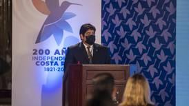 Carlos Alvarado sobre agenda FMI: Los diputados no pueden renunciar a sus funciones