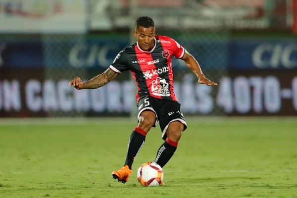 Luis Garrido había jugado 470 minutos en este torneo. Fotografía: José Cordero