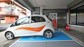 CNFL abre en San José su segunda estación para recargar vehículos eléctricos