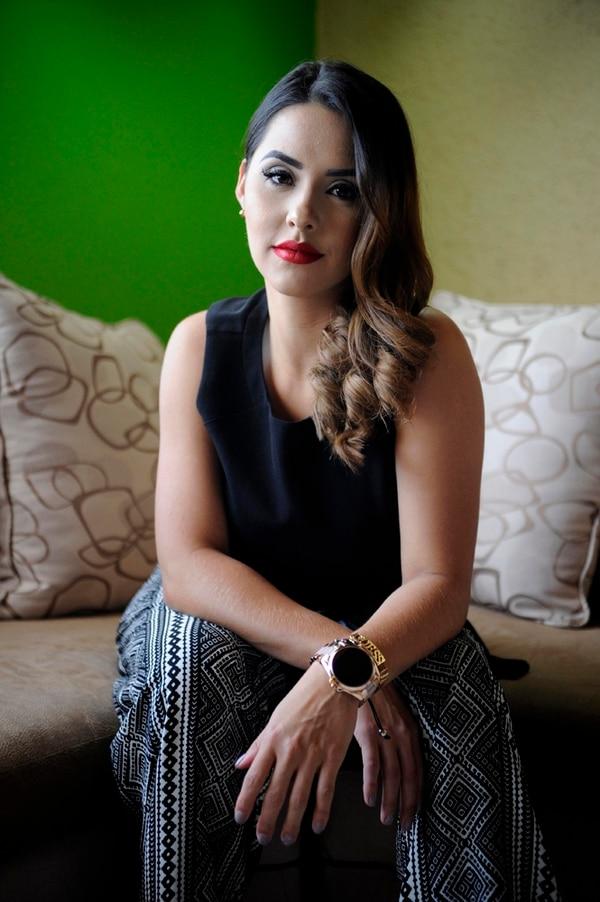 Keyla nació en San Ramón, es hija única y no tuvo primos de su misma edad con quienes jugar. Paradójica-mente, desde siempre ha sido extrovertida. Diana Méndez