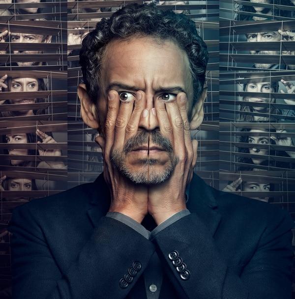 La paranoia será el eje central de los nuevos episodios de la serie 'PSI', en la que se abordarán temas como los celos y el delirio de persecusión. Fotografía: HBO para La Nación
