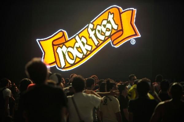 Rock Fest 2013 / Fotografía: Jorge Navarro.