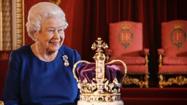 Actualmente, la Reina Isabel II tiene 92 años de edad'. Foto: NatGeo/BBC