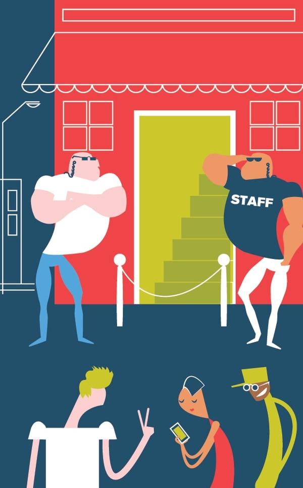Los agentes destinaban parte de su tiempo libre a dar servicio de seguridad a empresas privadas, con el fin de ganarse una extra y mejorar sus ingresos.