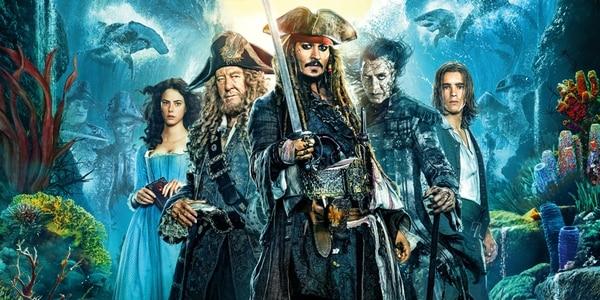 Johnny Depp vuelve a encarnar Jack Sparrow en la película. Romaly para LN