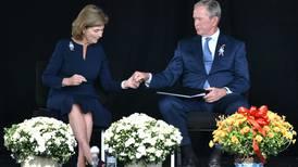 Bush lamenta la desunión de EE. UU. a 20 años de los atentados del 11 de setiembre