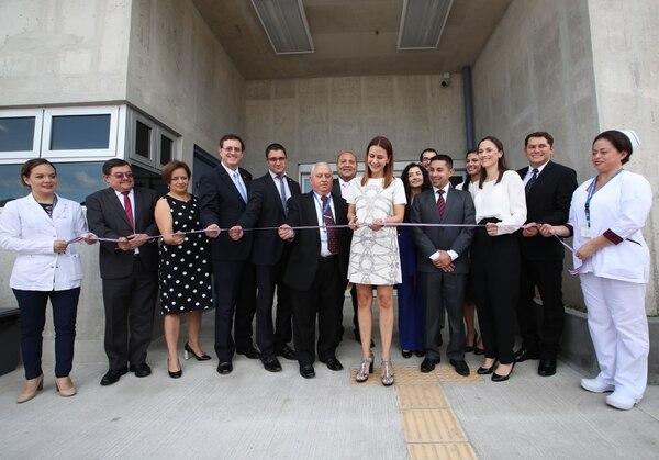 El 17 de julio del 2019, la Caja Costarricense de Seguro Social (CCSS) inauguró una moderna unidad de fertilización in vitro. Fotografía: John Durán