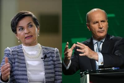 Christiana Figueres: José María Figueres presentó denuncia falsa para anular voluntad de mi madre
