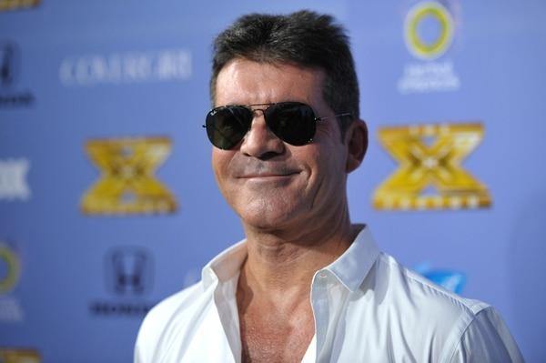 Simon Cowell en el estreno de la tercera temporada de 'The X Factor'.