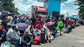 Sociedad civil y empresa privada financian pruebas covid-19 a nicaragüenses varados en frontera norte