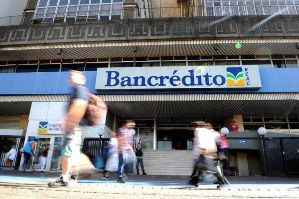 La Sugef concluyó, tras un proceso sancionatorio, que Bancrédito incumplió la supervisión del destino de ¢1.980 millones de Banca para el Desarrollo prestados CoopeAmistad. Foto: Melissa Fernández Silva