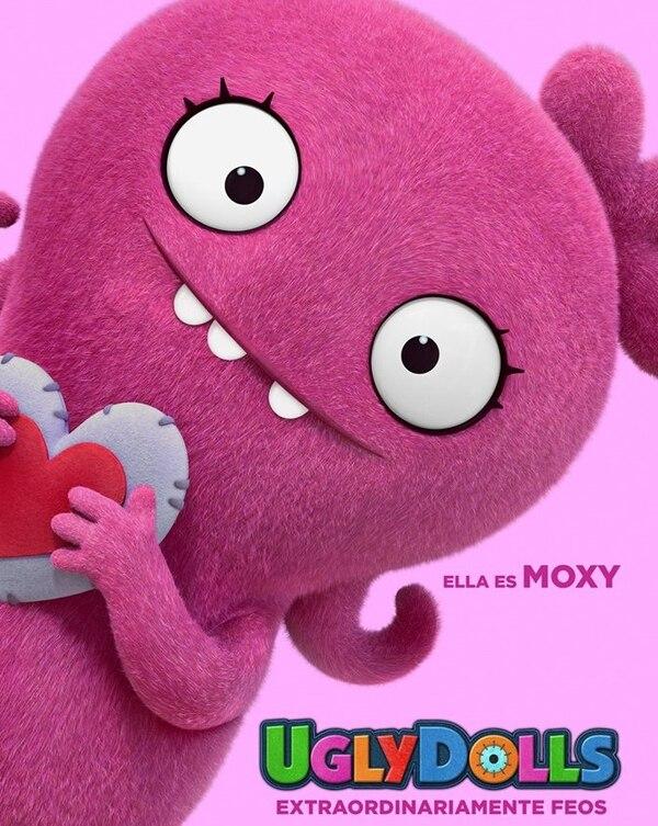 Moxy es, sin duda, la líder de una magnífica aventura que está cargada de enseñanzas. Foto: Mundo Cine para LN