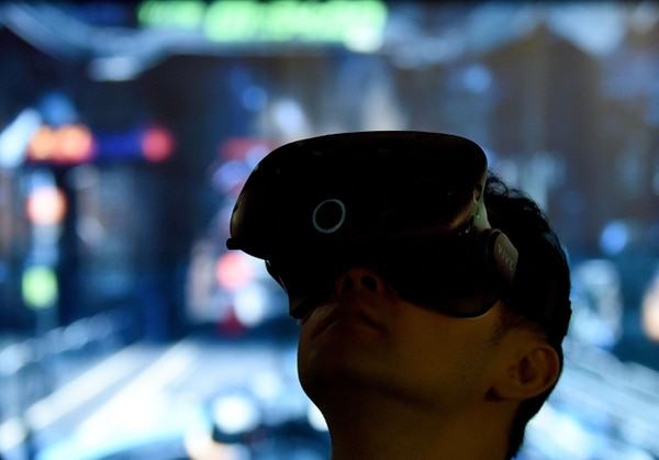 El caso de realidad virtual de Sony estará disponible en el mercado para Navidad.