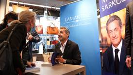 Expresidente francés Nicolas Sarkozy apelará sentencia por financiación ilegal de campaña