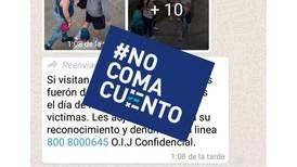 #NoComaCuento: Fotos de supuestos asaltantes fueron tomadas en Colombia y no en San José