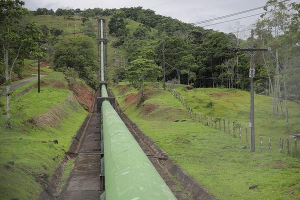 Coopelesca compró la planta Aguas Zarcas en octubre del 2014 por $35,3 millones. El BCR prestó $32,7 millones del dinero dado a Holcim, anterior dueño del proyecto. | JEFFREY ZAMORA