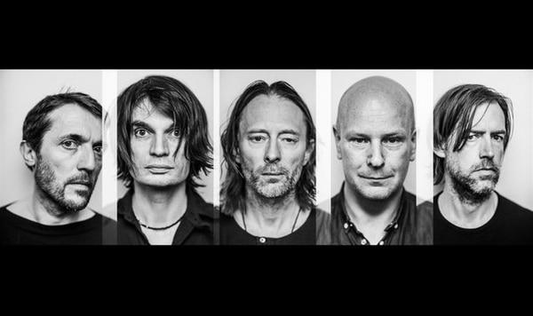 Radiohead en 2016