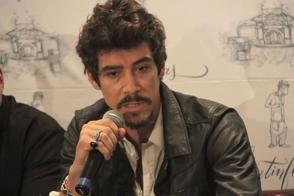 Óscar Jaenada interpretará a Mario Moreno Cantinflas.
