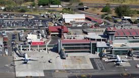Aeropuerto Juan Santamaría logró en julio el 66% de los pasajeros de la prepandemia