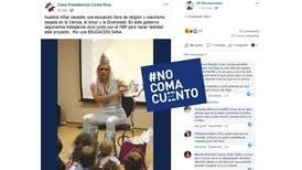 #NoComaCuento: Supuesta publicación de Casa Presidencial con foto de transformista es un montaje