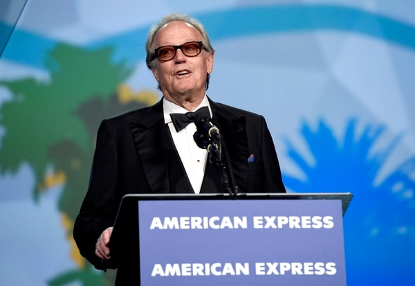 El actor nació en Nueva York el 23 de febrero de 1940. Foto: AP.