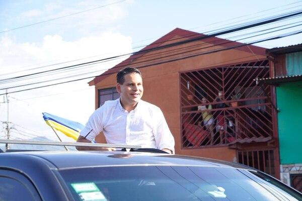01/04/2018 Día de elecciones presidenciales. Foto: Cortesía del Partido Restauración Nacional.