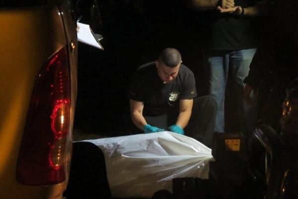 El finquero murió en el lugar del accidente y los dos ocupantes del otro carro en el Hospital de Los Chiles.