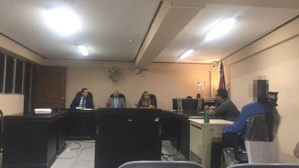 La sentencia fue dictada la tarde de este martes en el Tribunal Penal de Pavas.
