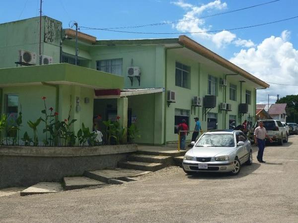 Municipalidad de Golfito solo ejecutó un 6,5% de su presupuesto al 30 de junio. Foto: Archivo.