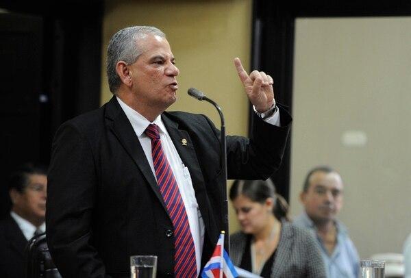 ARCHIVO/ CARLOS BORBÓN