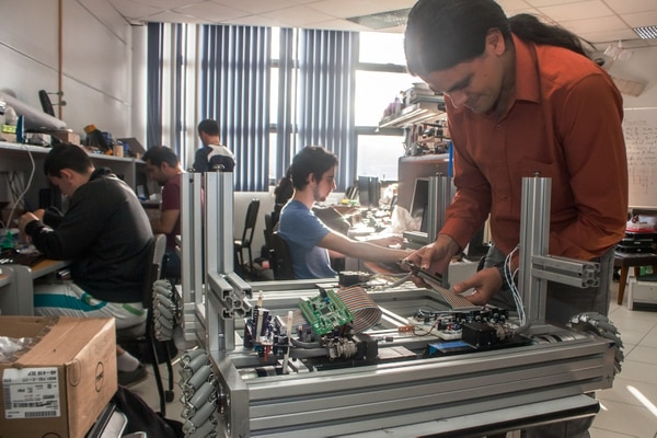 Uno de los laboratorios incluidos en las visitas guiadas será el ARCOS- Lab.
