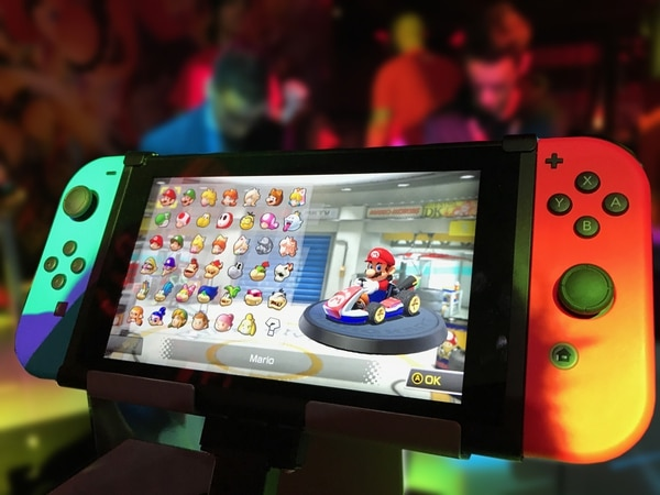 Simpleza de los mandos es un factor determinante para que los jugadores puedan adapatrse al videojuego.