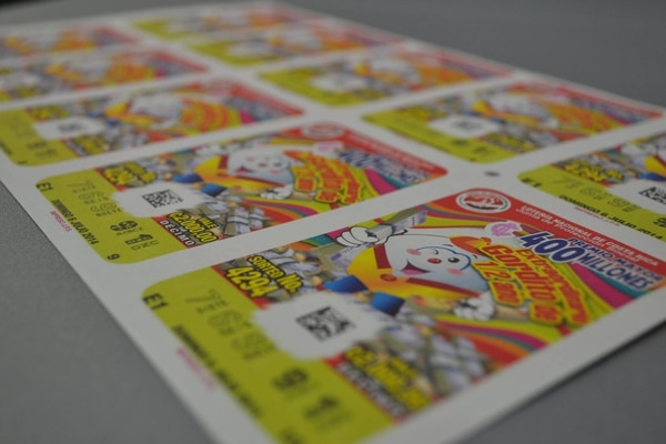 Los billetes de lotería salen a la venta este lunes.