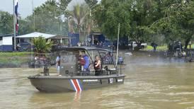 EE.UU. dona lanchas para vigilancia  a isla Calero y río Colorado