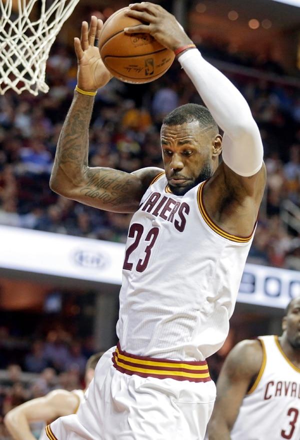 Por el respeto y la dominación: los play-off de la NBA inician hoy