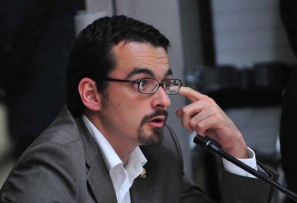 El diputado del Frente Amplio, José María Villalta dijo que el proceso de selección de candidaturas a diputado ya está por finalizar. | ARCHIVO