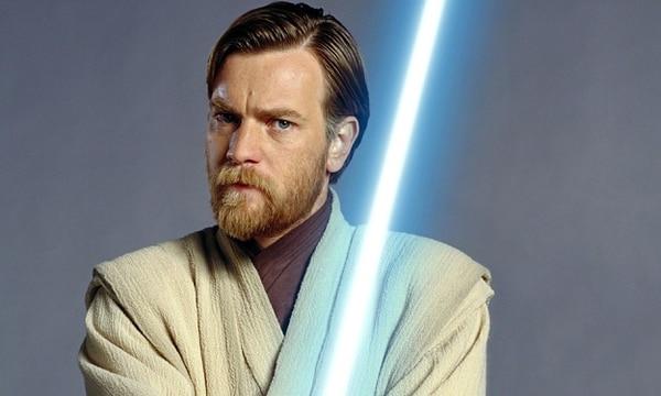 Obi-Wan Kenobi es uno de los personajes más queridos de 'Star Wars'. En la serie, el caballero Jedi será protagonizado por Ewan MacGregor. Archivo